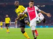 Ajax verpennt Start - doch Doppelpacker David Neres dreht Partie