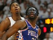 Mit Maskenmann Embiid - Philadelphia holt zweiten Sieg