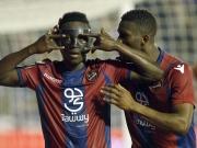 Matchwinner Boateng - Malagas Abstieg besiegelt