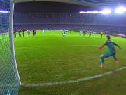 Lopez' Kuriosum: Drei Elfer in einem Spiel - erst der dritte sitzt