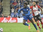 Vardy scheitert: Leicester-Angreifer vergibt Sieg gegen Saints