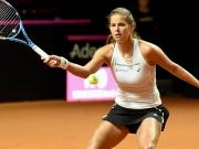 Auftaktpleite: Görges verliert deutlich gegen Kvitova