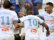 5:1 - Marseille schießt sich warm für Salzburg
