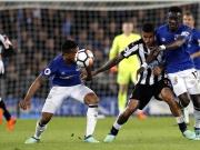 Evertons Walcott beendet zwei Serien