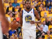 Mal wieder Durant - Golden State eine Runde weiter