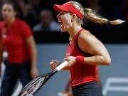 Revanche gelungen - Kerber bezwingt Kvitova