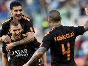 Vor Liverpool-Rückspiel: Dzeko & Co. fertigen Chievo ab
