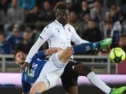 Balotelli rettet Nizza einen Punkt