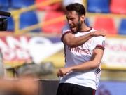 Calhanoglus Knaller leitet Milan-Sieg ein
