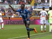Feiner Fußball und schöne Tore in Bergamo