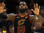 James total fokussiert: Cavaliers eliminieren die Pacers