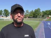 Wollitz über die Relegation und den Aufstieg in Liga drei