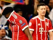 Bayerns Triple-Traum geplatzt: