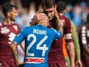 Trotz Geschenk für Mertens: Napoli patzt mit einem 2:2