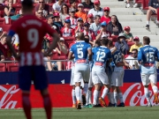 Griezmann auf der Bank: Erste Liga-Pleite für Atletico im neuen Stadion