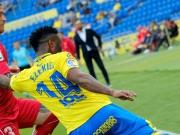 Las Palmas beschenkt Getafe in der 88. Minute