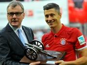 Die kicker Torjägerkanone - Lewandowski das Maß der Dinge