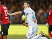 Führung verspielt, Rot - am Ende ein Punkt für Marseille