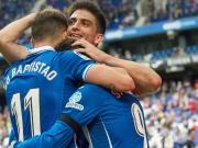 Espanyol gibt 30 Minuten Gas - das reicht für Malaga