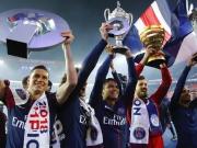 Wie Bayern: PSG feiert die Meisterschaft - trotz Niederlage