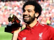 Salah startet Liverpooler 4:0-Gala