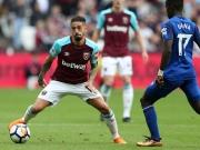 Lanzini setzt Everton doppelt zu