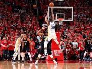 Hardens 41 Punkte zu wenig - Dank Durant klauen die Warriors Spiel eins