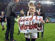 Villa im Glück - Terry & Co vor Aufstieg in Premier League