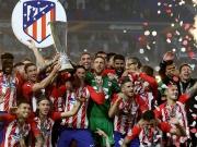 Atletico gewinnt Europa League - Zukunft von Griezmann offen