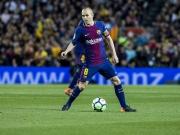 Livestream: Nach 22 Jahren - Iniestas letztes Spiel für Barça
