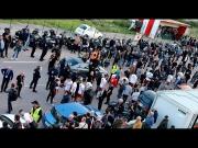 Angriff auf den Bus: Spielabsage in Frankreich