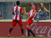 Stuani krönt Gironas starke Saison