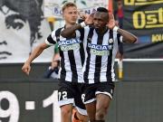 Aufatmen in Udine: Fofanas Treffer sichert die Klasse