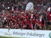 In der Verlängerung: Viktoria schlägt Aachen im Finale