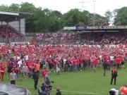 Nach 20 Jahren: Oberhausen ist Pokalsieger