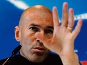 Griff nach dem Henkelpott: Zidane will historischen Hattrick