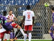 Relegation ohne Zuschauer - Klare Sache für Toulouse