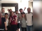 Nach Final-Frust: Klopp feiert mit Campino