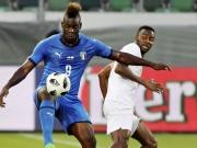 Balotelli is back! Italien gewinnt gegen Saudi-Arabien