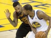 43 Punkte: Durant führt Warriors zum dritten Sieg