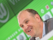 Schmadtke in Wolfsburg vorgestellt:
