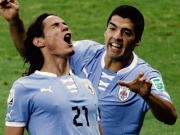 Saltos ganzer Stolz: Auf den Spuren von Suarez und Cavani
