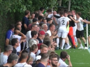 Relegation A-Junioren-Bundesliga - Elversberg schlägt FSV Frankfurt