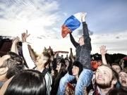 Nach dem russischen Auftaktsieg - Zarte Euphorie in Moskau