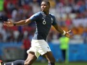 Frankreich vom Glück geküsst: Erst Videobeweis, dann Pogba