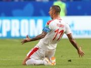 Kolarovs Knaller gegen Costa Rica