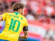 Auf den Spuren von Neymar