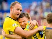 Schweden jubelt! Per Videobeweis-Elfer zum ersten Sieg