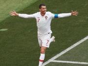 Zitter-Sieg - Cristiano Ronaldo wirft Marokko raus