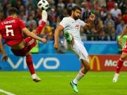 Diego Costas Duseltor rettet Spanien gegen Iran